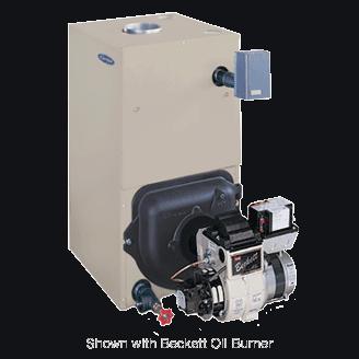 Carrier Performance 86 boiler.