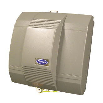 Carrier HUMXXLFP humidifier.