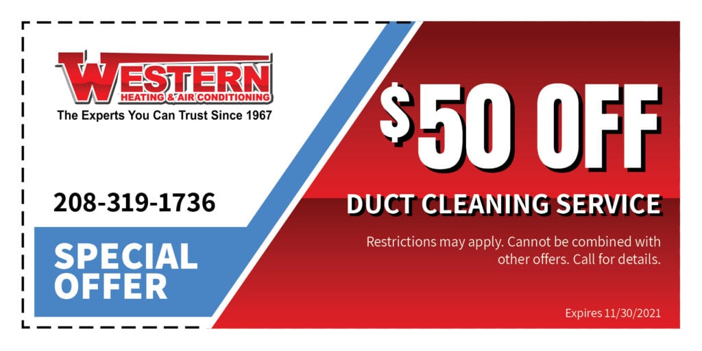 off duct cleaning coupon.