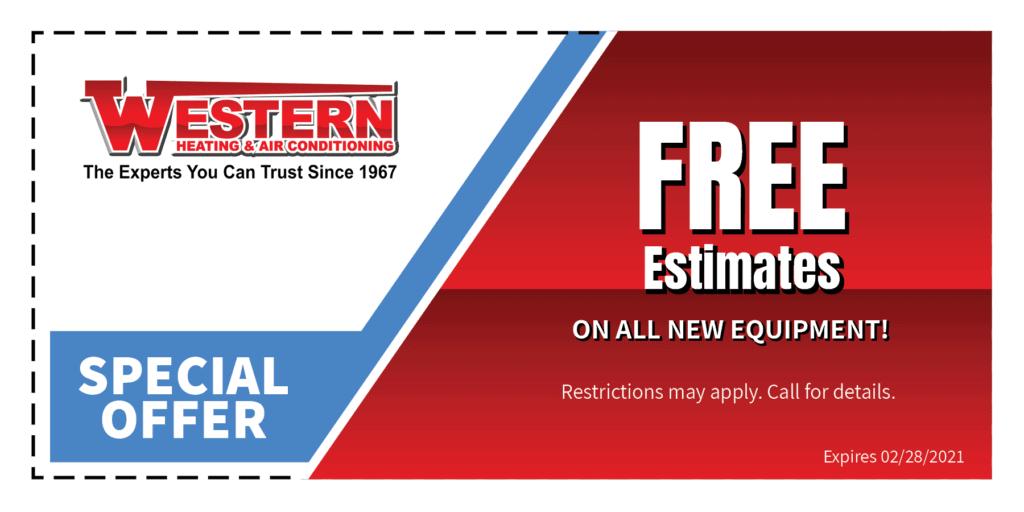 free estimate coupon